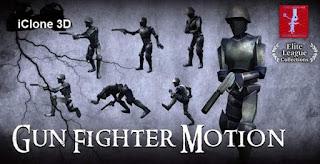Combo Pack - Gun Fighter Motion