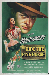 Watch Ride the Pink Horse (1947) movie free online