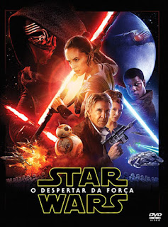 Star Wars: Episódio 7 - O Despertar da Força - BDRip Dual Áudio