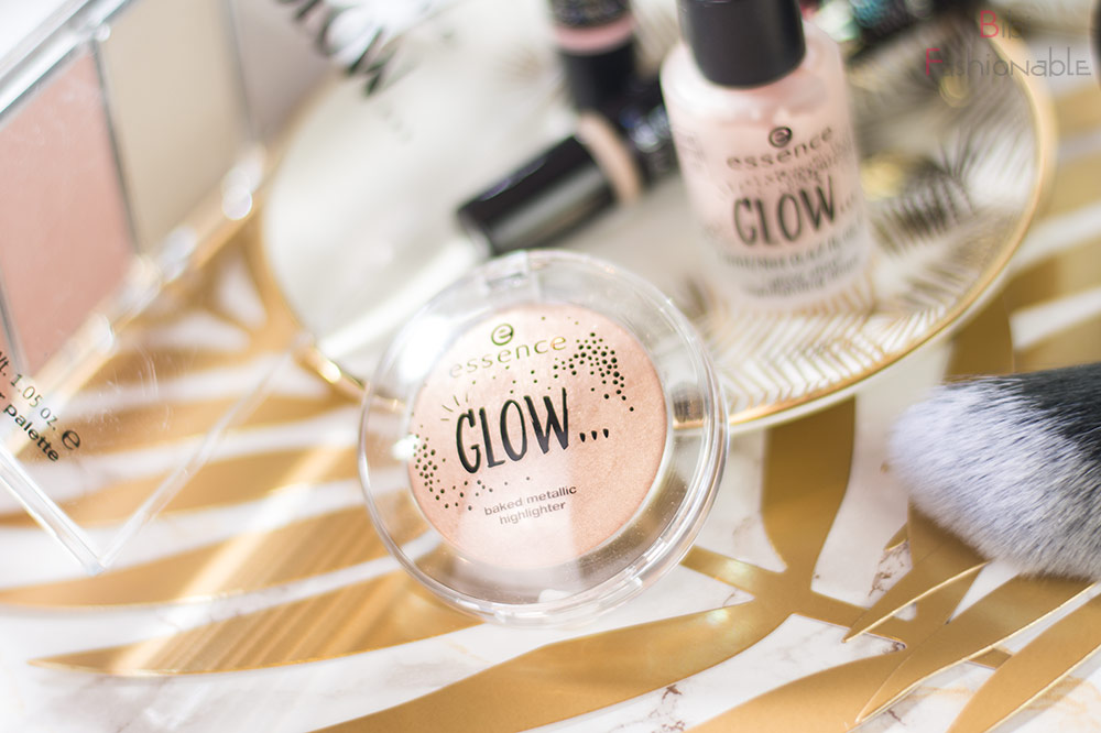 essence trend edition glow like baked metallic highlighter