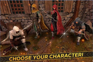 Games Samurai's Creed - Ninja War Apk