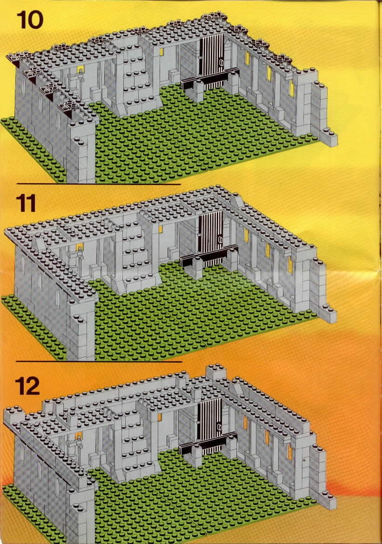 Billy Goes To Mordor On Lego Castle Design