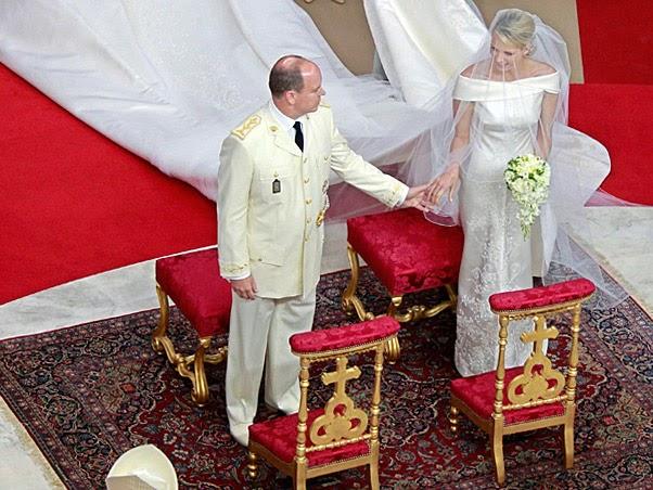 053048561 EXH00 - Casamento Real - Principe Alberto ♥ Charlene Wittstock