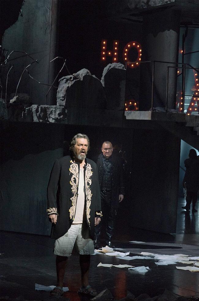 Shakespeare Myrsky Tampereen tyovaen teatteri TTT