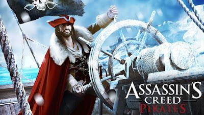 تحميل لعبة Assassin's Creed Pirates v2.9.1 مهكرة اوفلاين ( آخر اصدار )