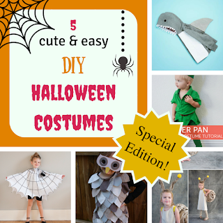 http://keepingitrreal.blogspot.com.es/2016/10/5-cute-and-easy-diy-halloween-costumes.html