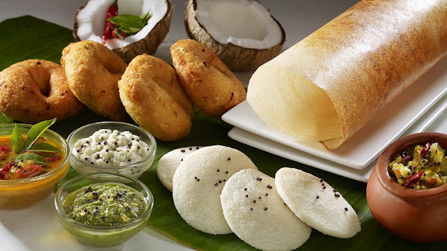 calories in south  indian food items