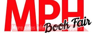 MPH Book Fair Melaka