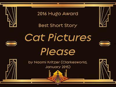 Г'юго 2016 Наомі Крітцер Картинки котів, будь ласка