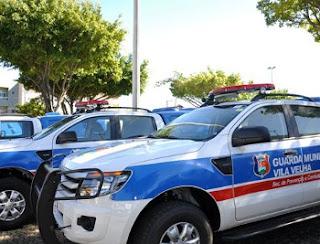 Guarda Municipal de Vila Velha (ES) detém indivíduos por tráfico de drogas sintéticas.