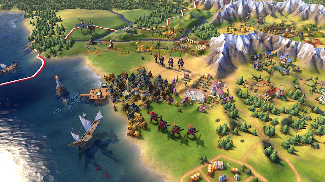 Civilization VI is a strategy PC installment and you can see the logo picture and I got t [HOT] Civilization 6 PC Game Free Download Full Version