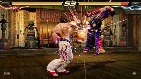 Download Tekken 6 PC Game Full Version Free