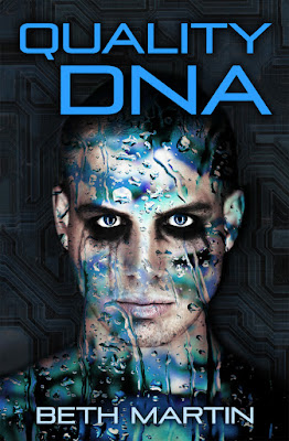 Cover for Quality DNA