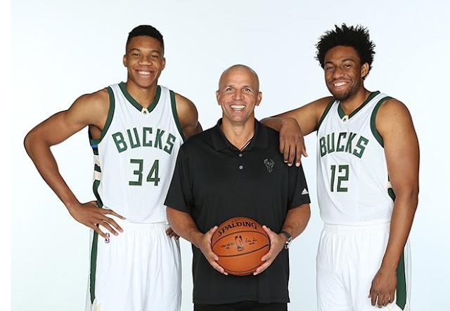 A curiosa rotação do Milwaukee Bucks