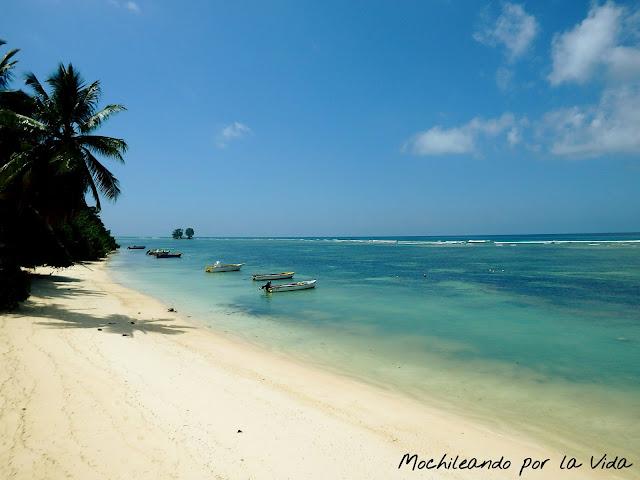 islas seychelles playas
