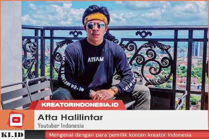 Penghasilan Youtuber Atta Halilintar Dari Youtube
