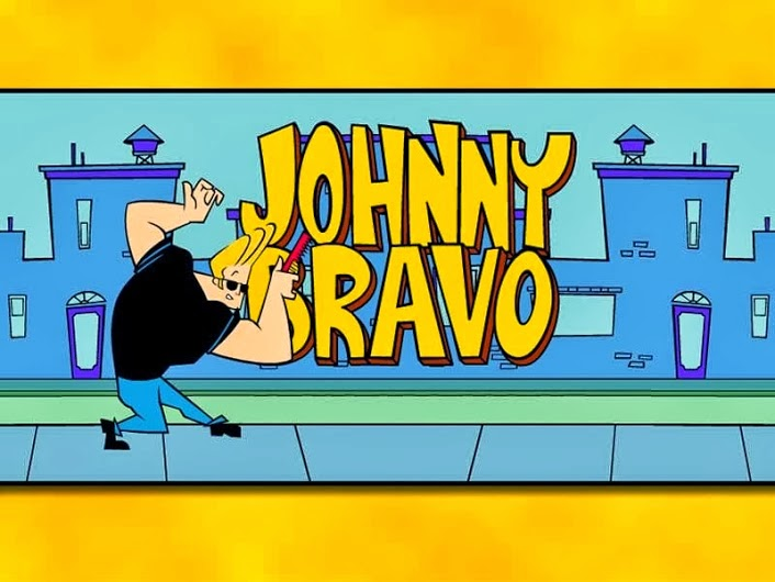 Descargar Johnny Bravo Serie Completa