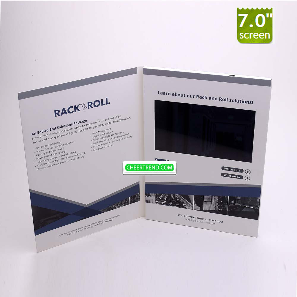 Video Brochure Video Greeting Card Hot Selling 24283543