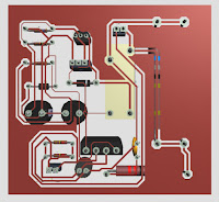 soft start circuit for power amplifier power supply