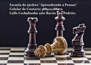 ¿Porque gastar tanto dinero y tiempo para que tu  hijo entrene y juegue ajedrez?