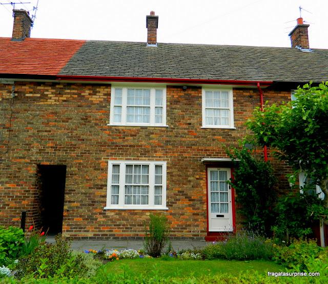 Casa de Paul McCartney em Forthlin Road, Liverpool