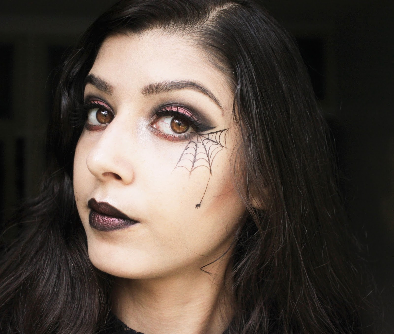 Witch Halloween Makeup Easy.Glam Witch Akumette