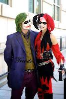 El Guason y Harley Quinn disfraces originales