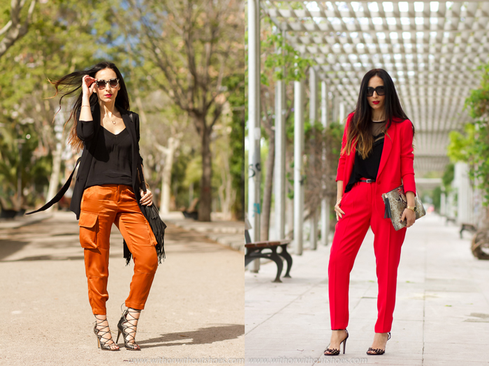 Blog de moda con streetstyle ideas de looks con estilo y zapatos bonitos
