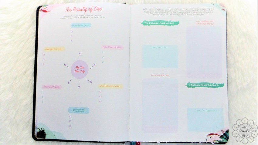 A Close-up Look inside a Filipino Lady`s Planner: 2018 Belle De Jour Power Planner | First Impressions and Reviews | The Beauty of One Pages - Top Beauty, Books, Health, Fashion, Life, Lifestyle, Style, and Travel Blog/Website - by Filipino/Filipina/Pinay - Blogger/Freelance Writer in Quezon City, Metro Manila, Philippines