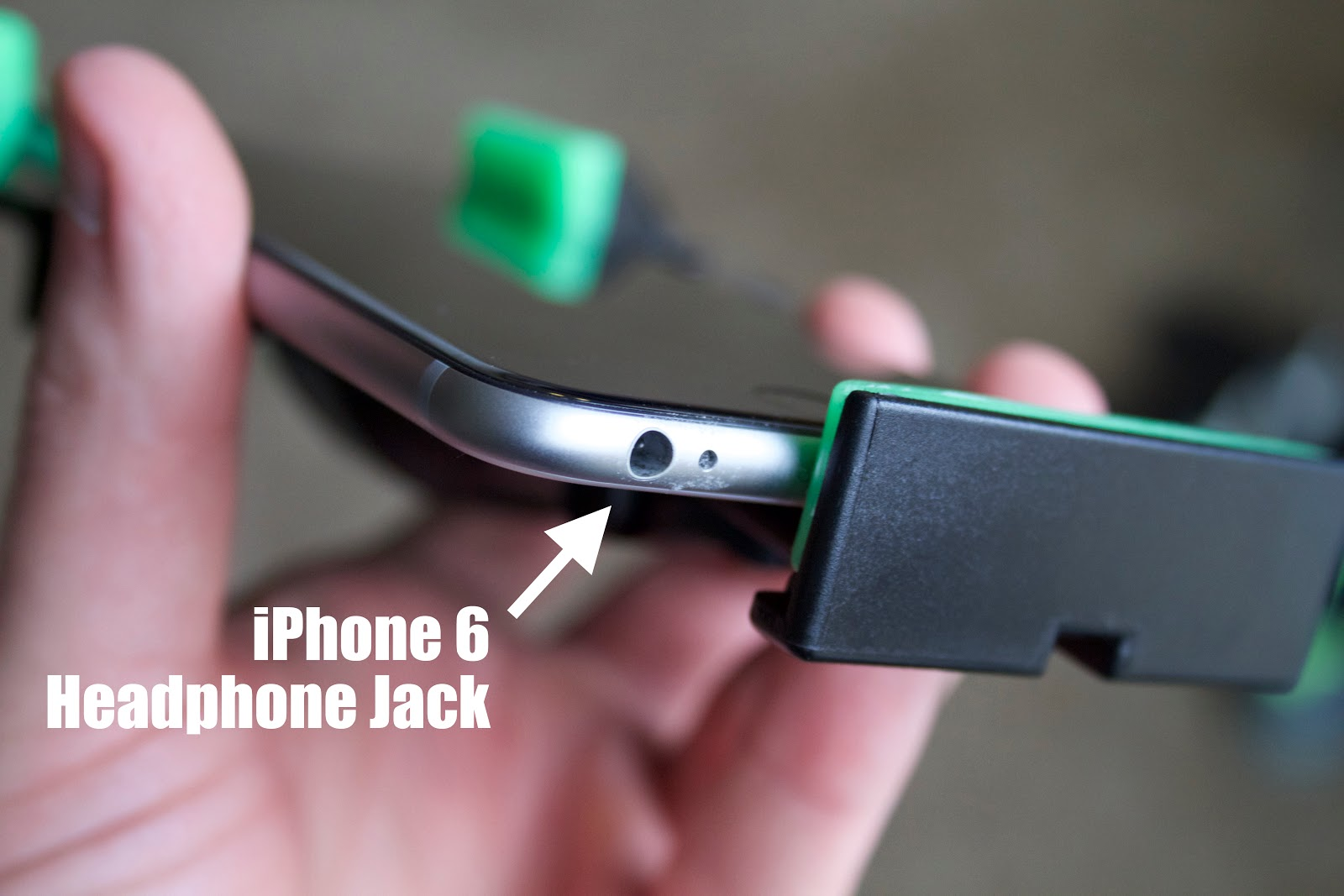 iphone headphone jack
