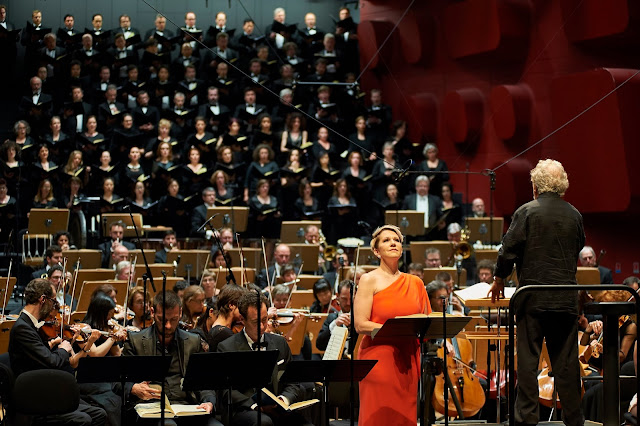 Berlioz' Les Troyens in Strasbourg  (photo Gregory Massat)