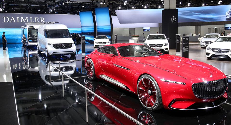 Daimler Moves Towards Splitting Into 3 Separate Companies