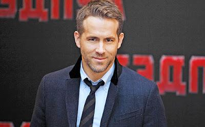 Biografi dan Daftar Film Ryan Reynolds Terbaru