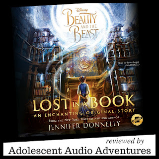 Adolescent Audio Adventures reviews Beauty and the Beast Lost in a Book
