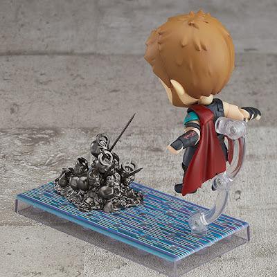 """Nendoroid Thor DX Ver. de """"Thor: Ragnarok"""" - Good Smile Company"""