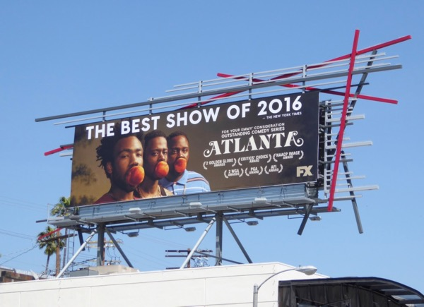 Atlanta 2017 Emmy billboard