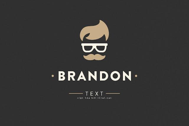 [Sans-serif] Brandon Việt hóa