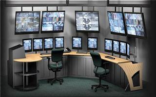 Tempat-Tempat yang ada CCTV nya di Lampu Merah Banjarmasin