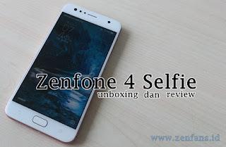 Review Zenfone 4 Selfie