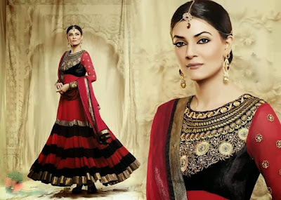 Sushmita Sen's Latest Stills from photoshoot