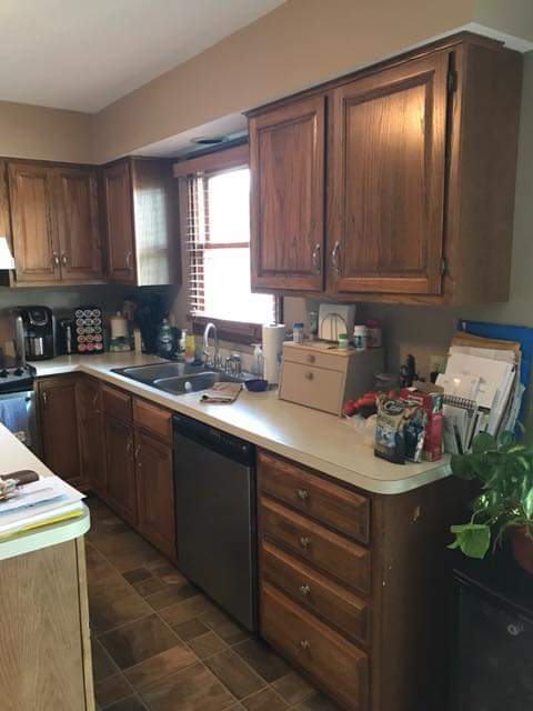 Kitchen Cabinet Refinishing15