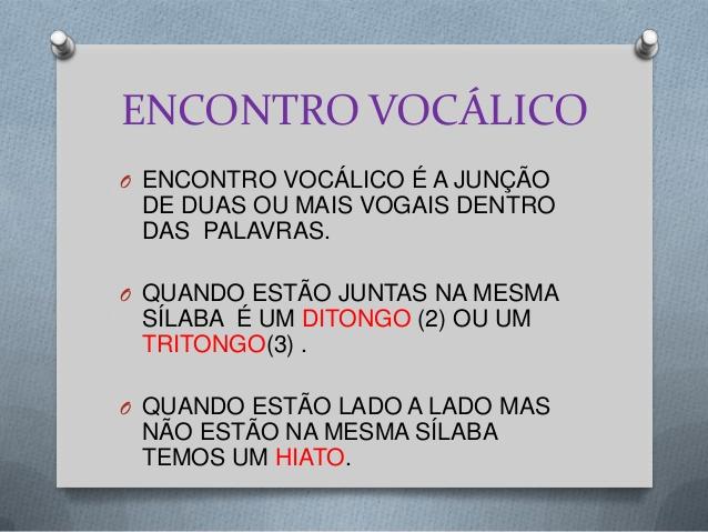 Atividades com Encontros Vocálicos para imprimir