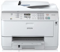 Epson WorkForce Pro WP-4533 Drivers & Wireless Setup