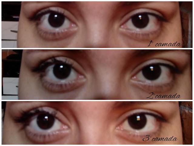 Máscara de cílios olhar paralisante By Luisance