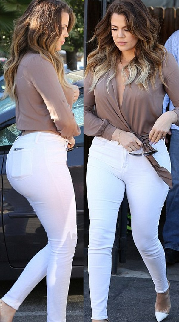 Khloe Kardashian Sexy Photos