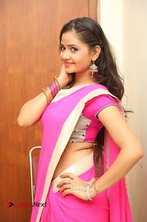 Actress Shriya Vyas Pictures at Oka Manasu Audio Launch  0021