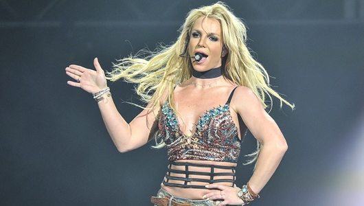 Britney Spears, Acak-acakan Usai Direhab