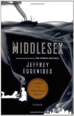 Middlesex by Jeffrey Eugenides – Book Cover