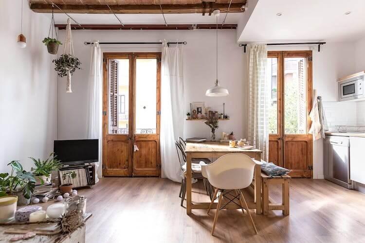 Propósitos hogar ecológico casa aislada