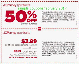 free JcPenney coupons for february 2017